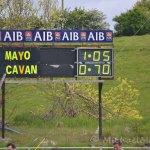 Mayo v Cavan challenge match 3rd June 2013