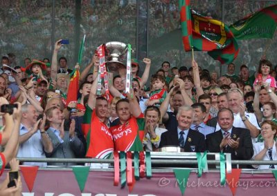 Mayo v London Connacht Final 2013