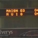 Mayo v NUIG FBD 2014