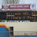 Kildare v Mayo NFL 2014