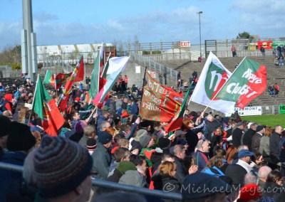 Mayo v Derry 6th April 2014