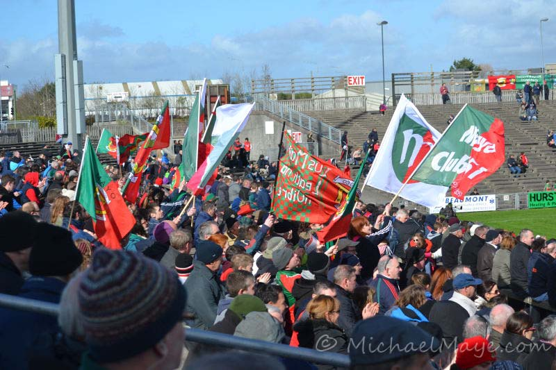 Mayo v Derry 6th April 2014