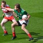 Mayo v Derry semi final NFL 2014