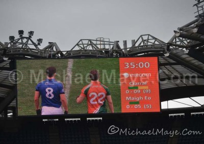Mayo v Kerry Semi Final 24th August 2014