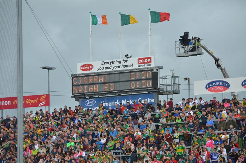 Mayo v Kerry Replay 30th August 2014