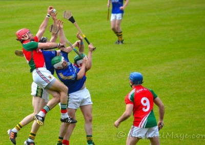 Mayo v Kerry Hurling 30th May 2014