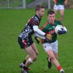 Mayo v Sligo IT FBD 2015