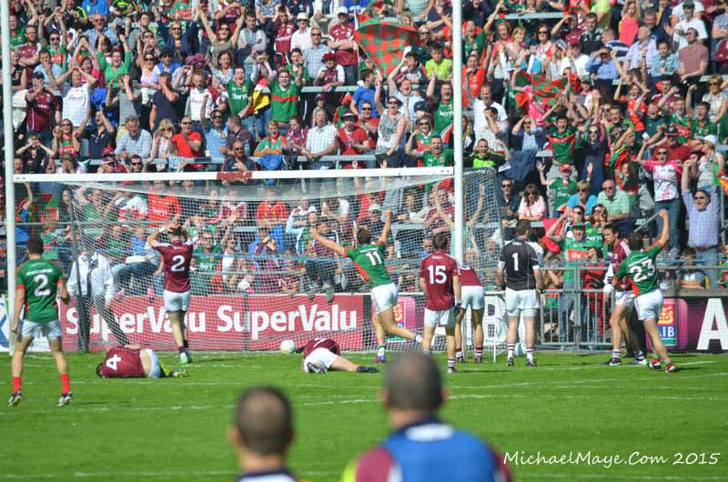 Galway v Mayo 14th June 2015