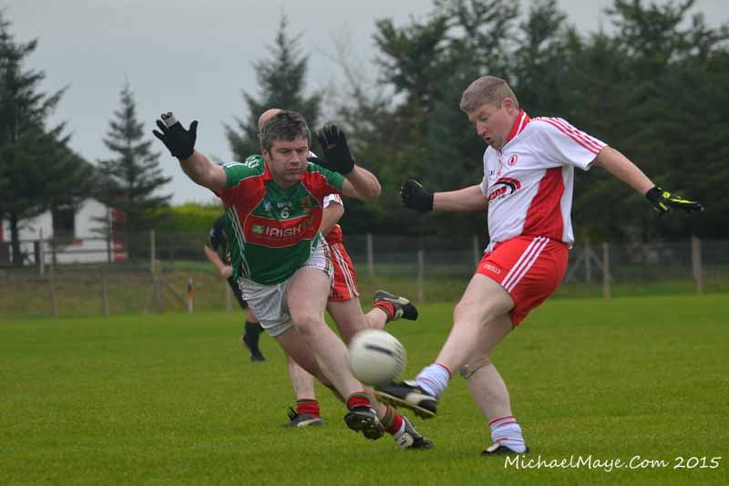 Mayo Masters v Tyrone Masters 26th September 2015