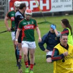 Mayo v Wicklow NHL Rd 4 13th March 2016