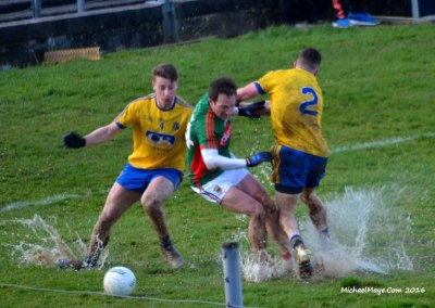 Roscommon v Mayo 27th March 2016
