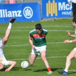 Tyrone v Mayo 26th March 2017 national football league round 6