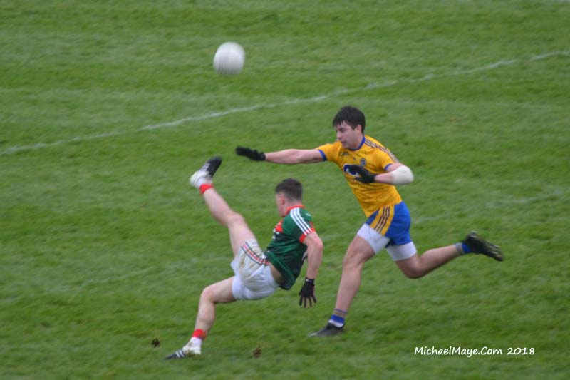 Roscommon v Mayo 14th January 2018