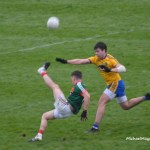 Roscommon v Mayo FBD league Rd 4 14th January 2018
