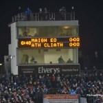 Mayo v Dublin NFL Rd 4 24th February 2018