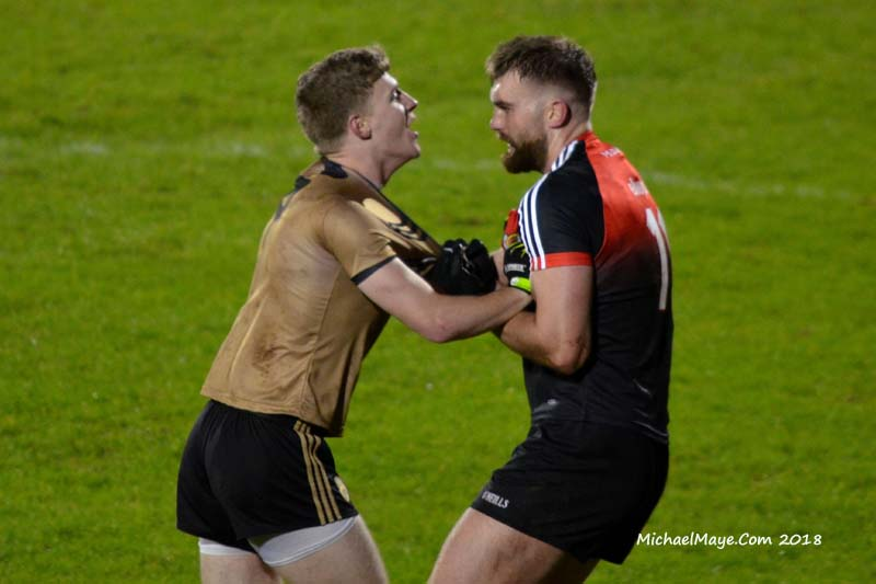 Mayo v Kerry 3rd February 2018