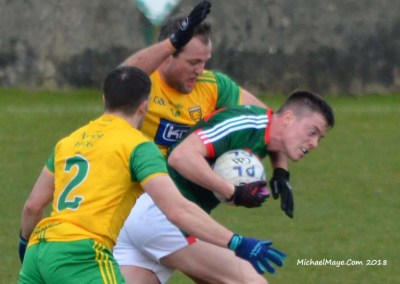 Donegal v Mayo 25th March 2018