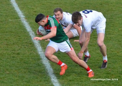 Kildare v Mayo 11th March 2018