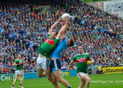 Mayo v Dublin All Ireland Semi Final 2019