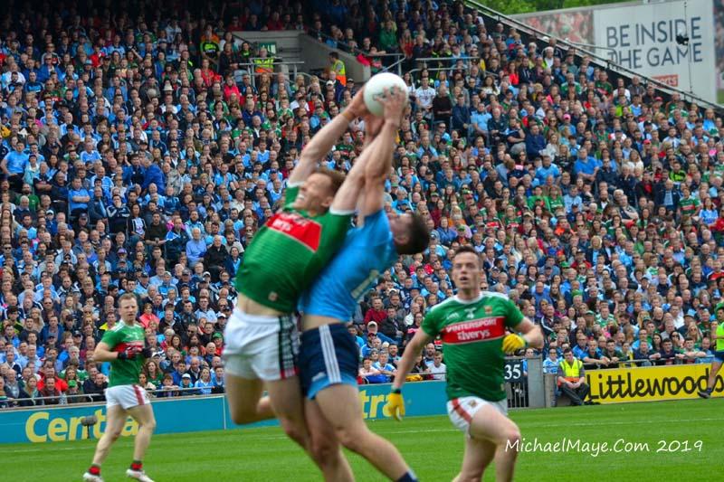 Mayo v Dublin All Ireland Semi Final 2019