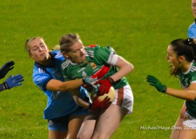 Mayo v Dublin Ladies 1st February 2020