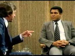 Ali on Parkinson bbc tv aa0194h