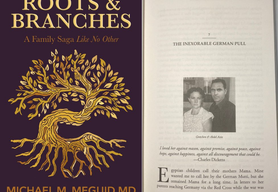 """Roots and Branches Chapter 7 – """"The Inexorable German Pull"""" Serialization"""