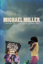 Michael Miller at Piano Bar