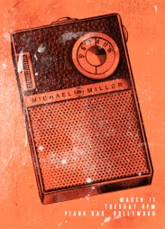 Michael Miller Tansistor Radio
