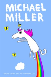 Michael Miller Unicorn