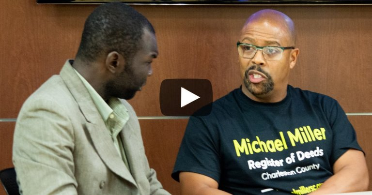 Michael Miller Featured on Quintin's Close-Ups™ Ahead of November's Election
