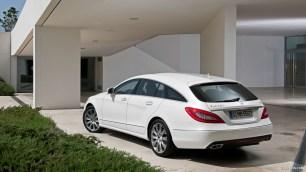 Mercedes Benz CLS Shooting Brake