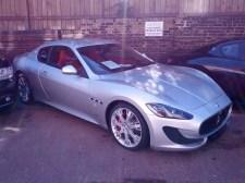 Maserati GranTurismo Spor