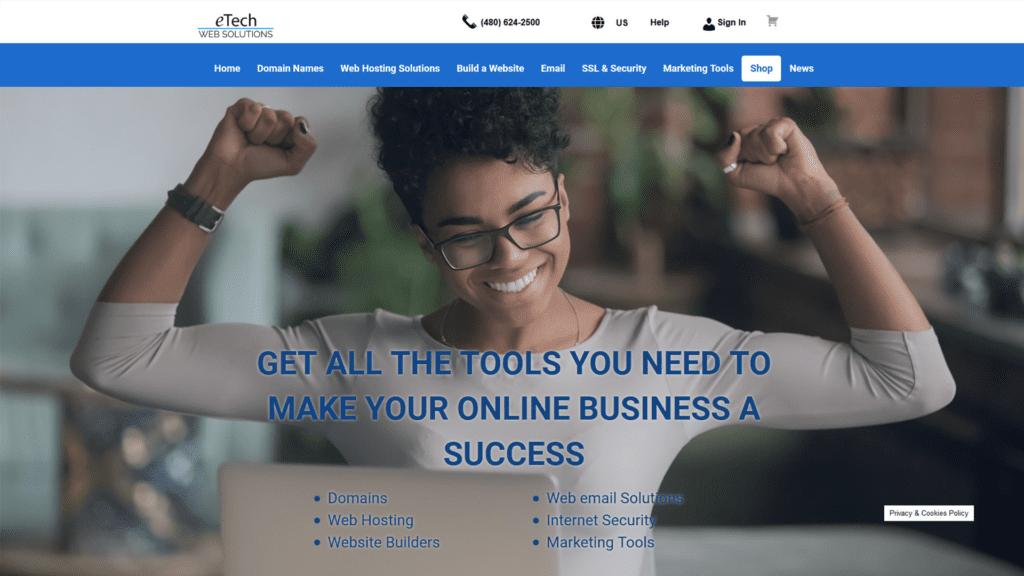eTechWebSolutions.com