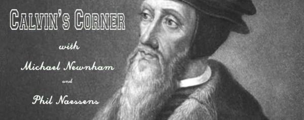 Calvin's Corner header