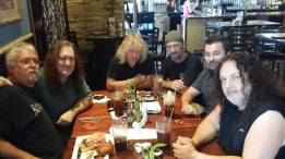 Al Harbison, John Aquilino, Wiley Arnett Dan Wexler,  Kurt Beckman, Michael Nitro