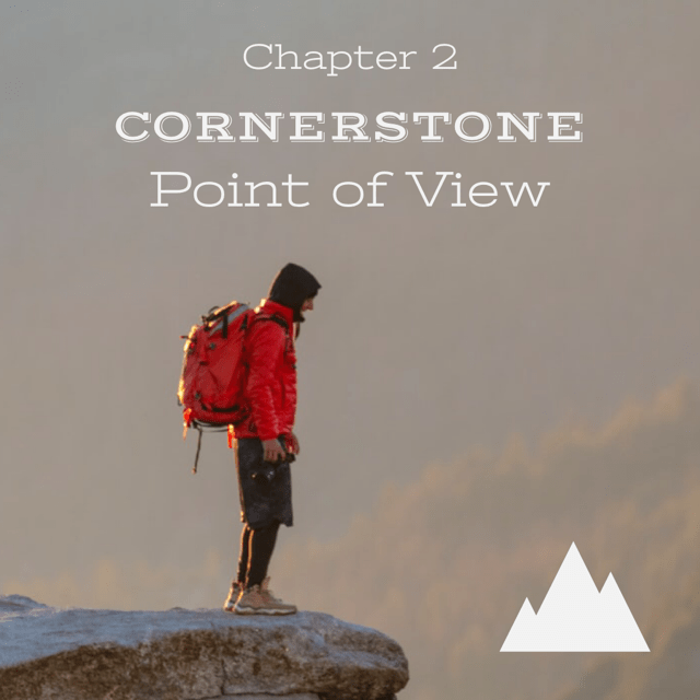 Cornerstone the King Point of View