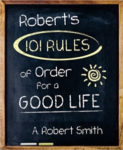 cover A robert's 101 r