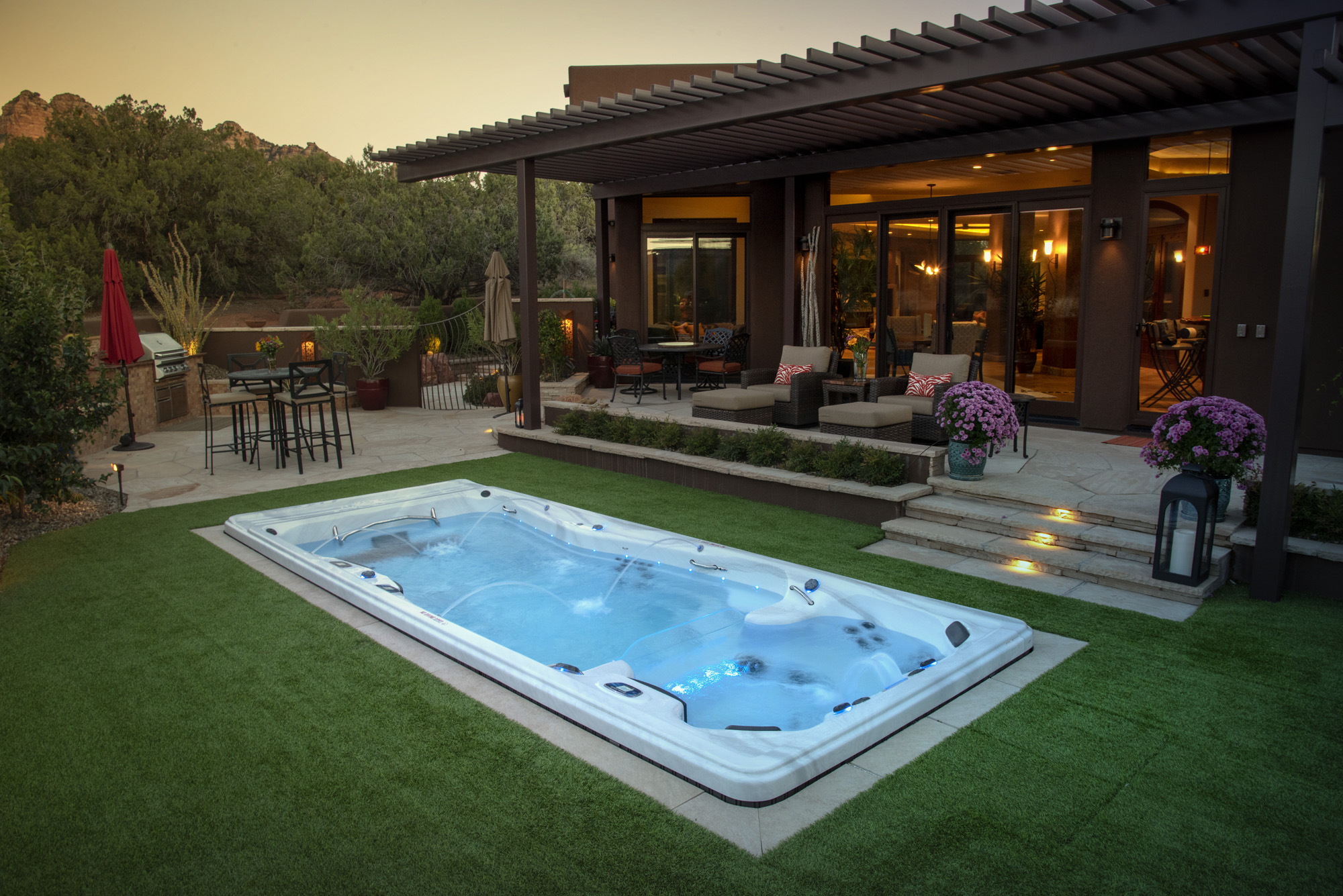 a swimming pool alternative for any