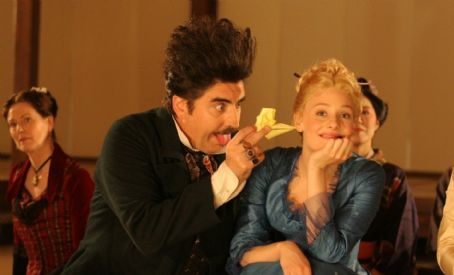 Celia and Touchstone, As You Like It