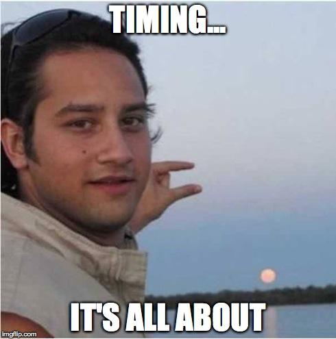 Timing Meme