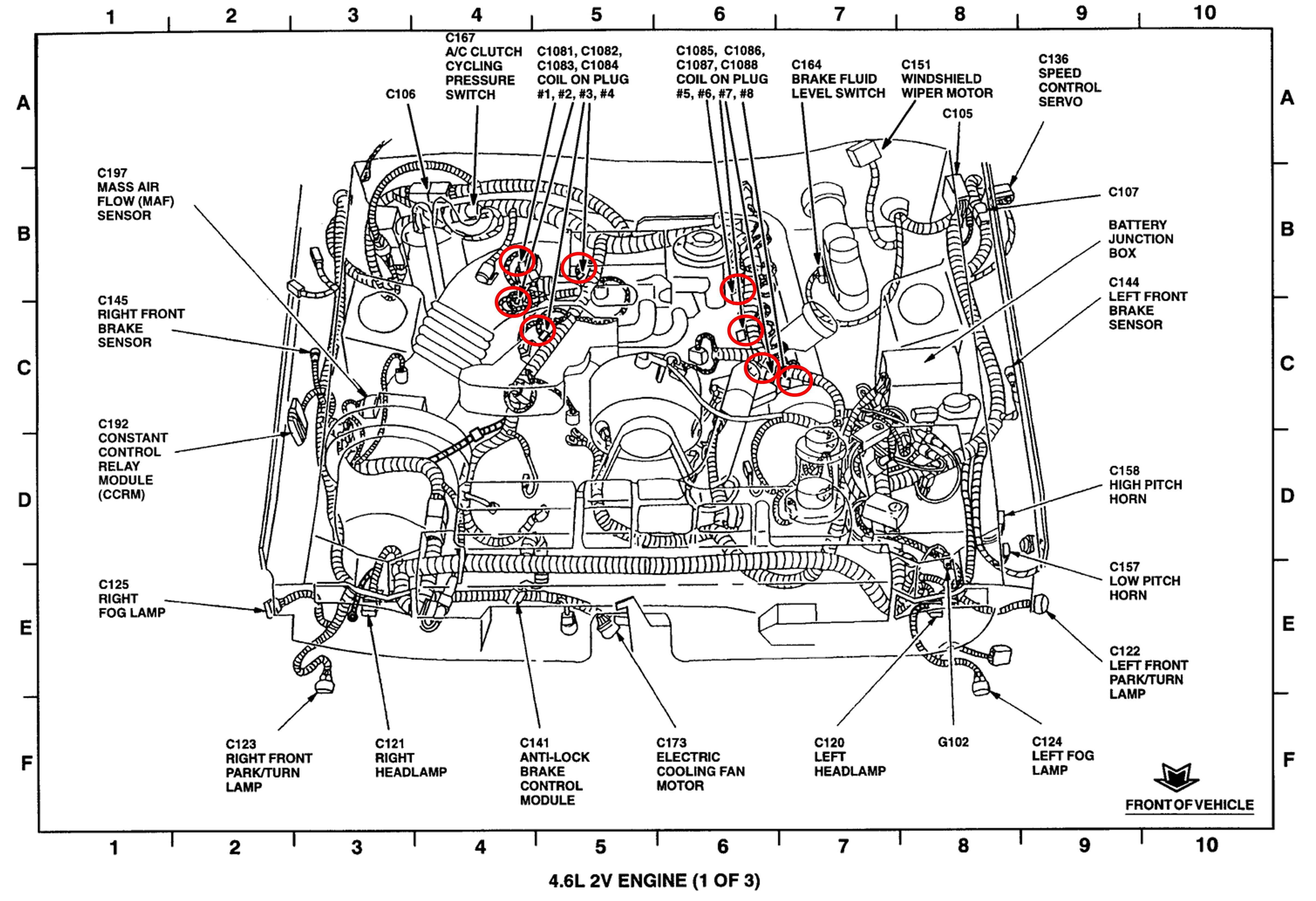 Land Rover Discovery Thermostat Location