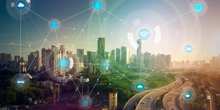 Banking the unbanked Internet of Things IoT