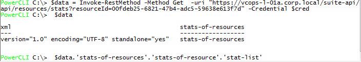 vRops-API-XMLData