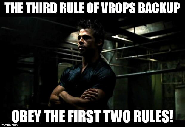 Third-Rule-of-vRops-backup