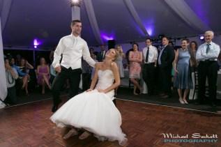 Ann Arbor Marriott at Eagle Crest Wedding