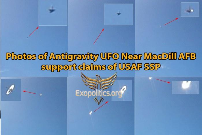 Photo UFO MacDill AFB