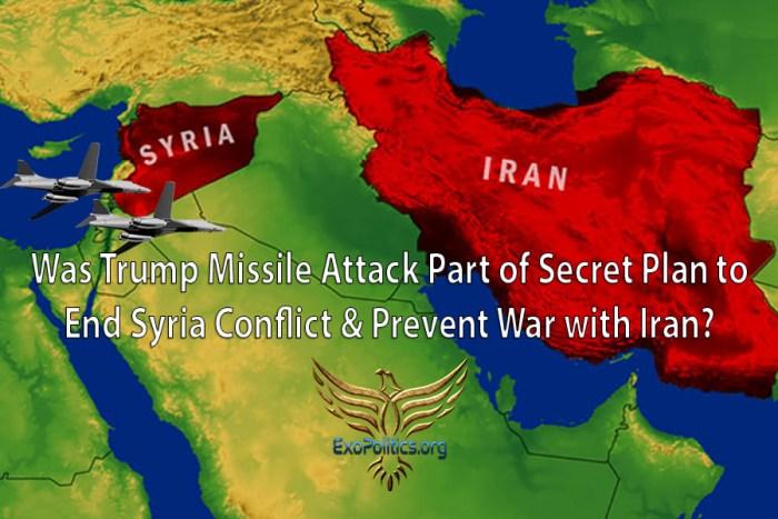 SYRIA-iran-Missile Attack