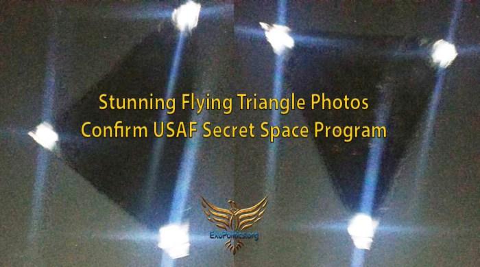 Flying Triangle Orlando Florida