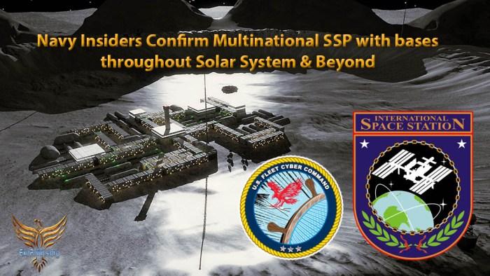 Navy Insiders Multinational SSP Bases